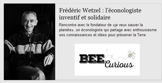 Interview Frédéric Wetzel