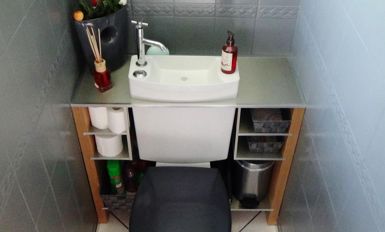 Toilettes Sèches En Appartement en 2018, j'ai testé le lave-mains incorporé au réservoir des